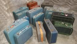 Luggage Vintage 1930s to 1950s Nov 20181
