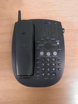 Cordless Phone black