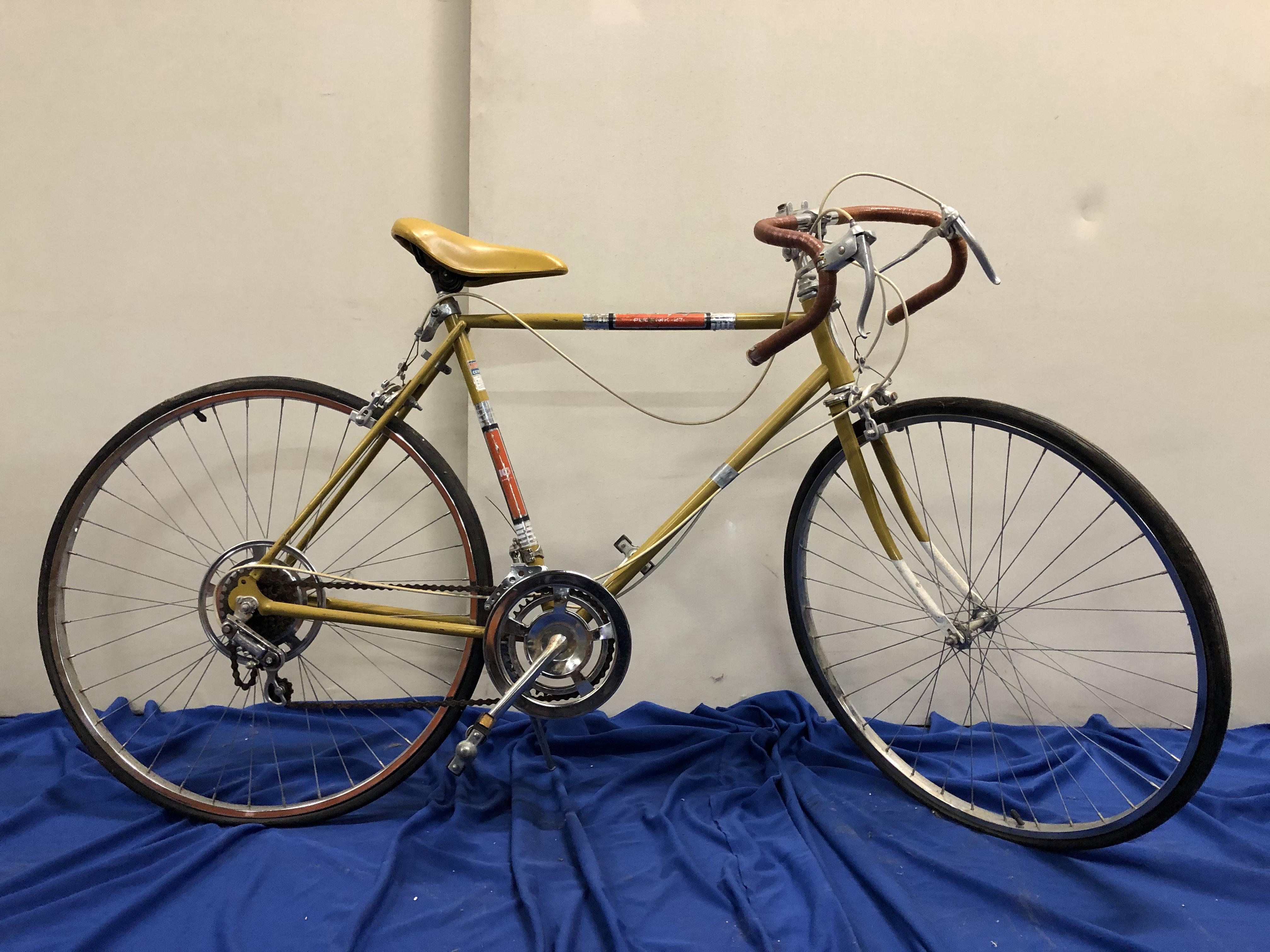 Phoenix 27 Yellow Mountain Bike