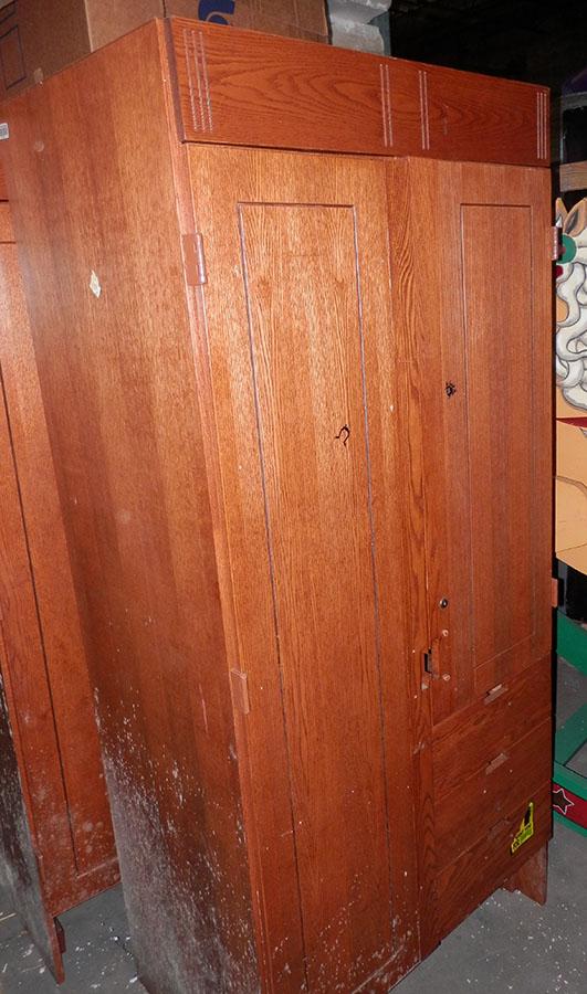 Dorm Dresser Wardrobe