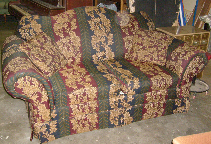 Paisley Loveseat