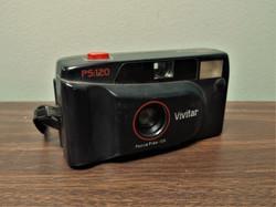 Vivitar Point-and-Shoot Camera