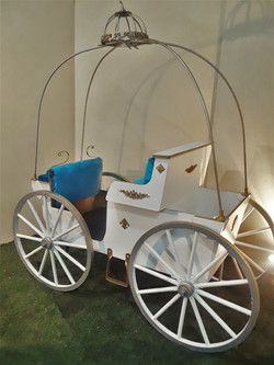 Cinderella Princess Carriage