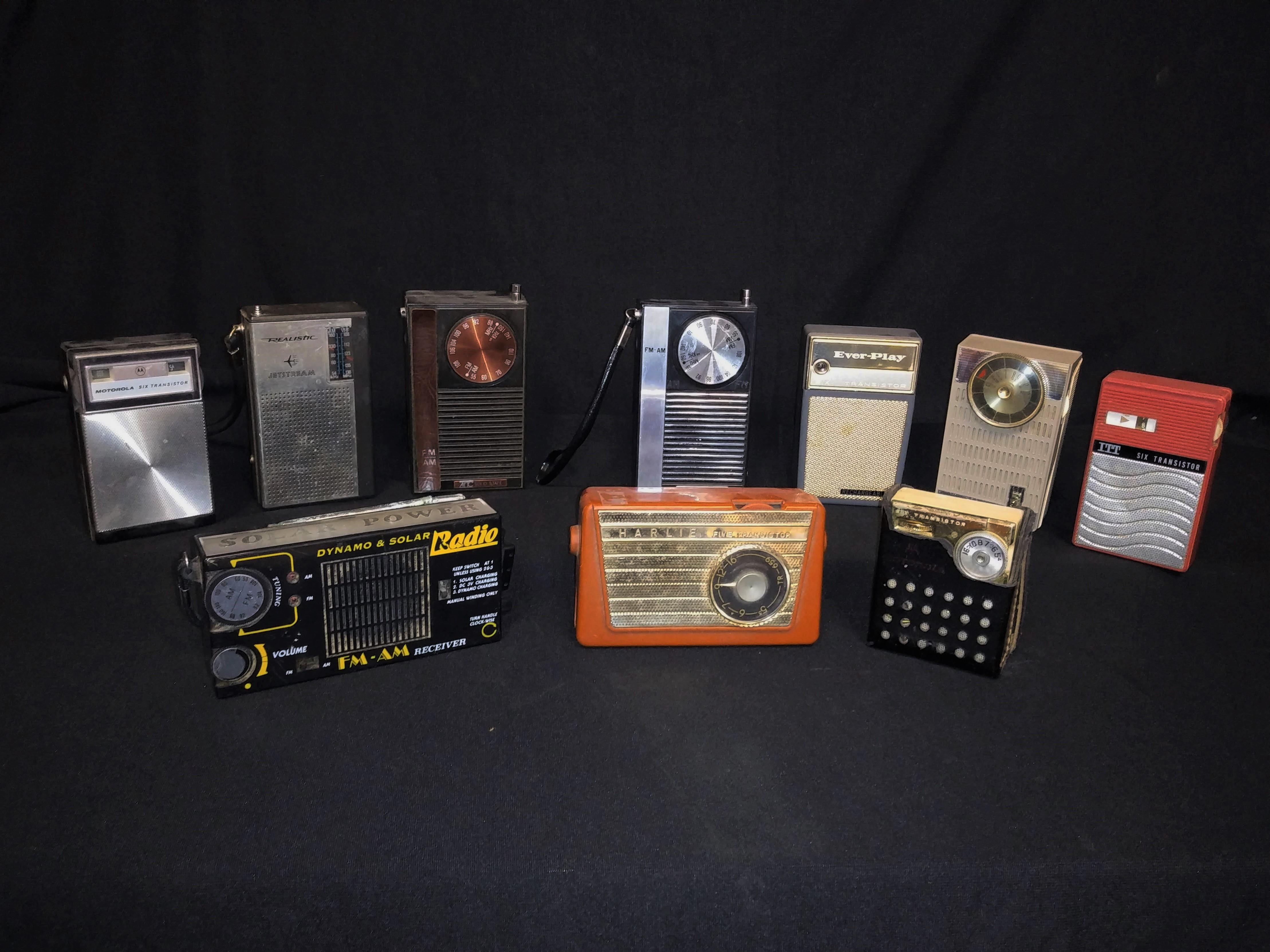 Transistor Radios - Various