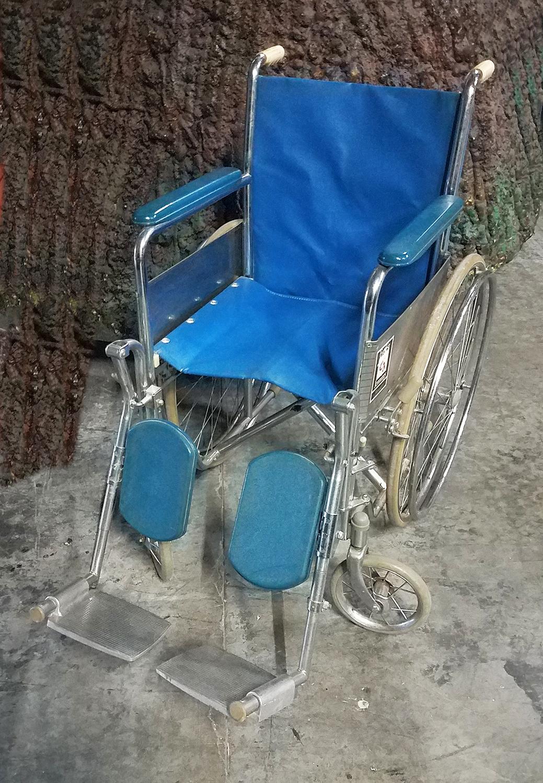 50s Wheelchair