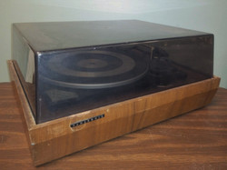 Automatic Turntable