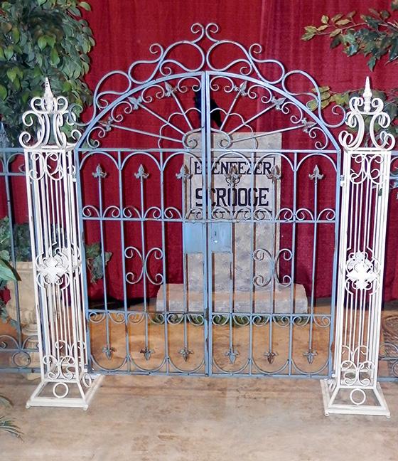 Cemetary/Garden Gate
