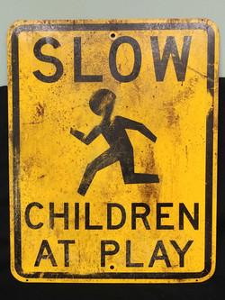 Sign - Slow Children