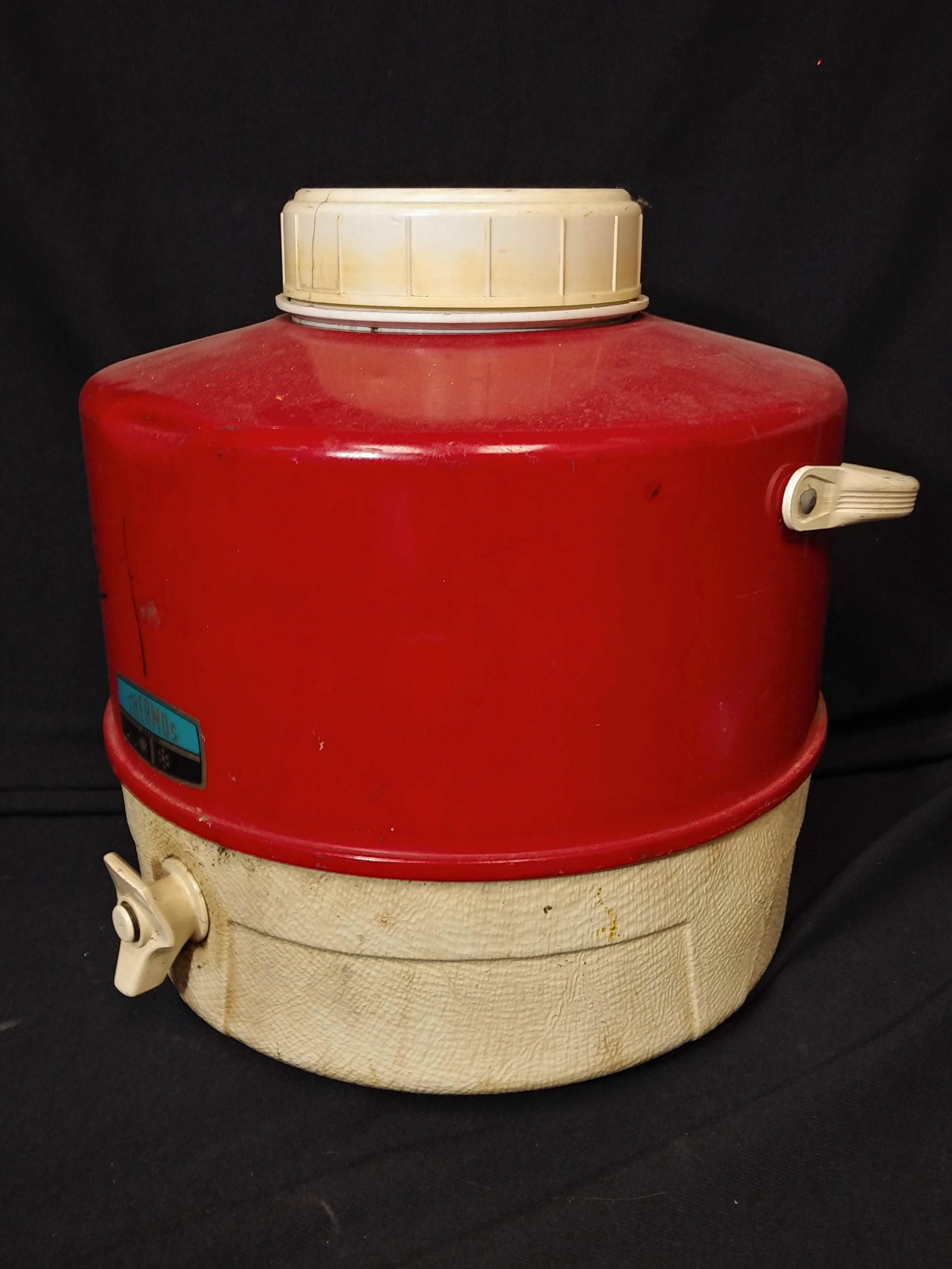 Thermos Jug Cooler - vintage