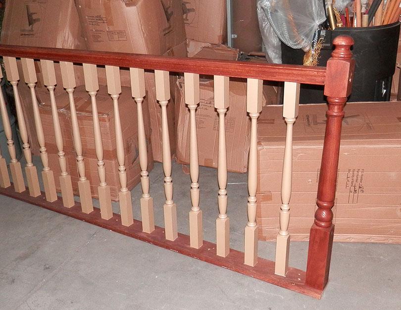 Wood Railing