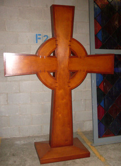 8ft Celtic Cross