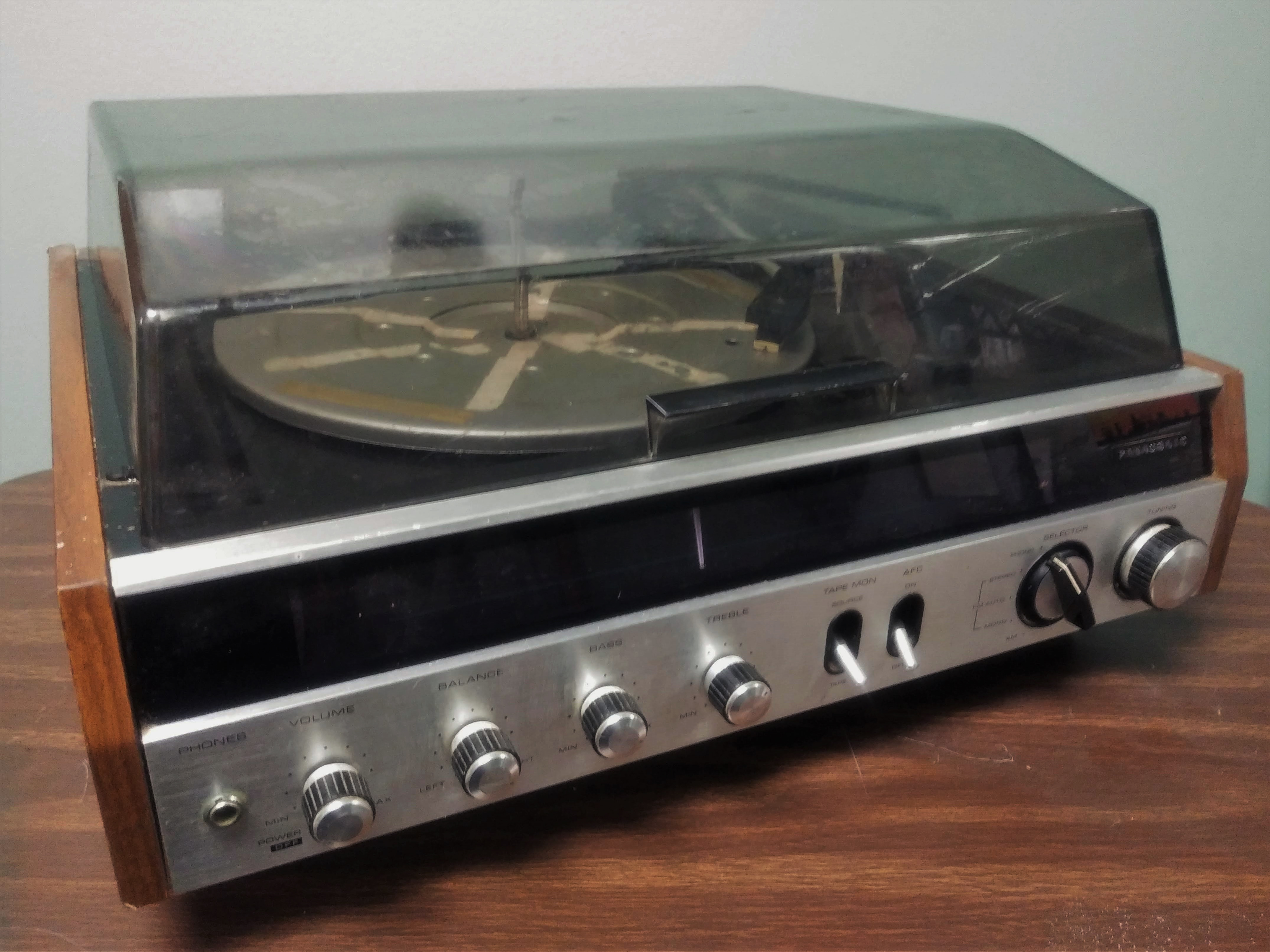 Record Player Receiver