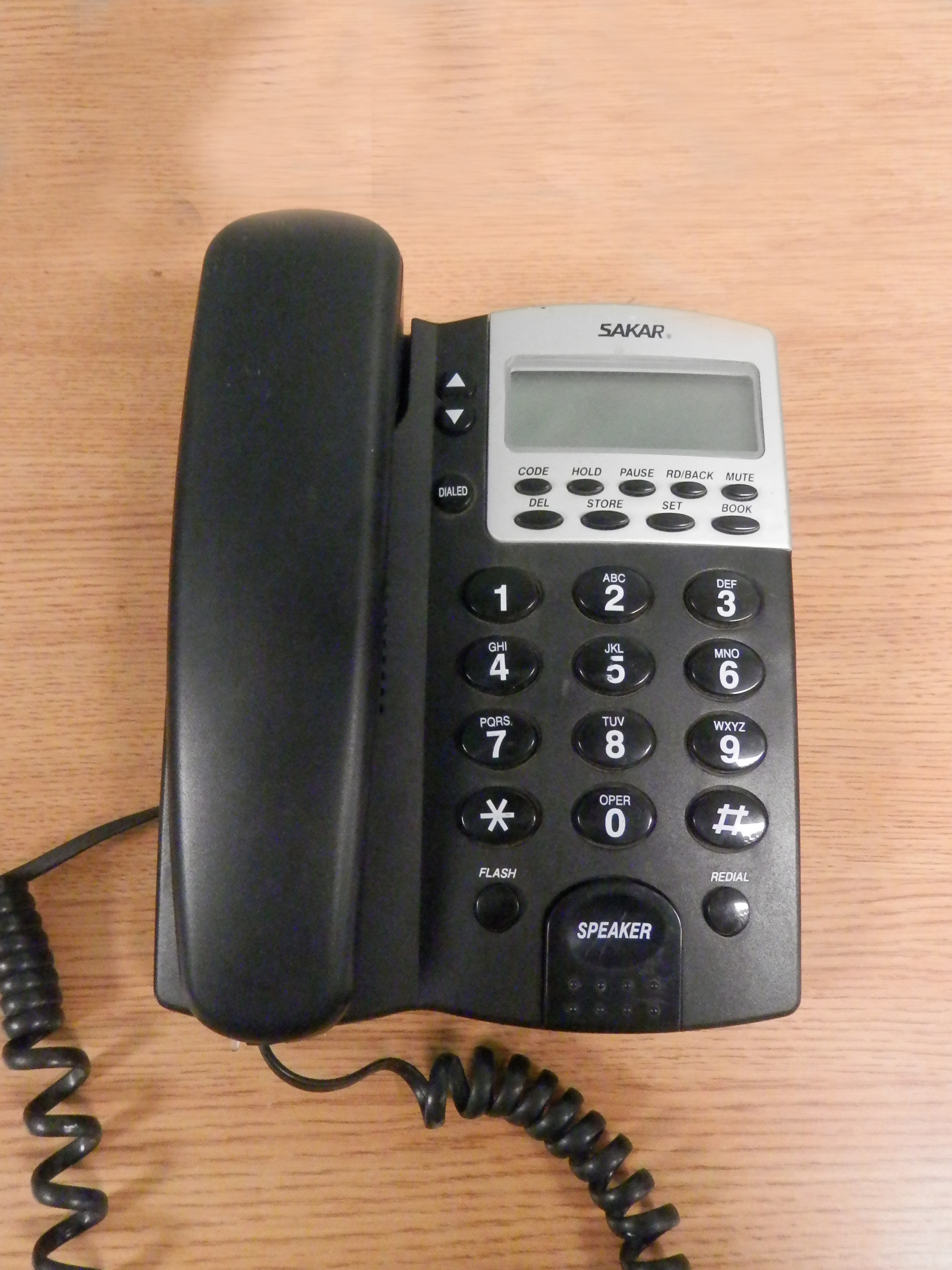 Corded Phone Sakar