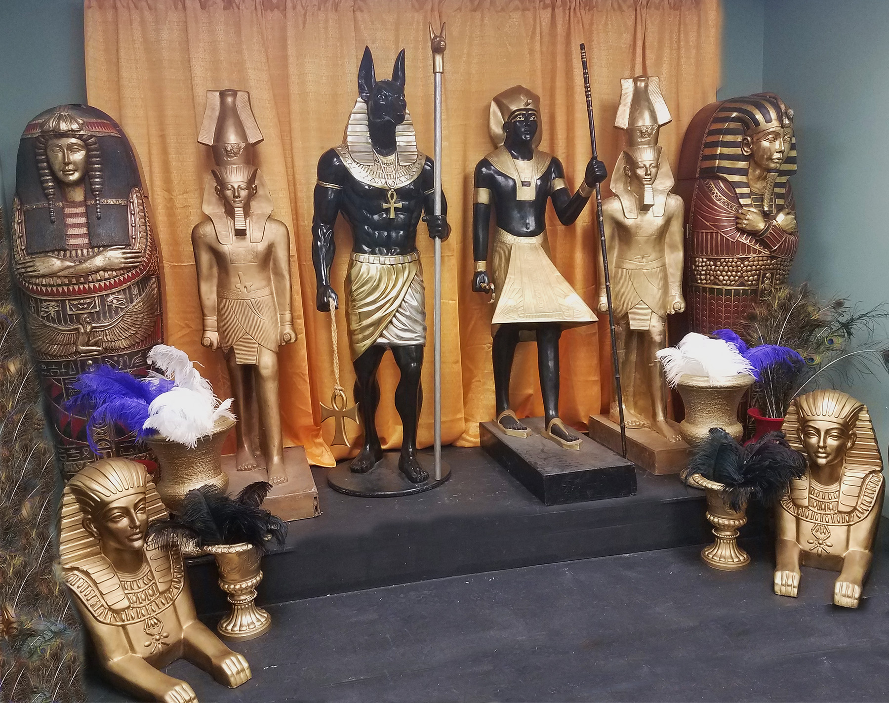 Egyptian Props Room