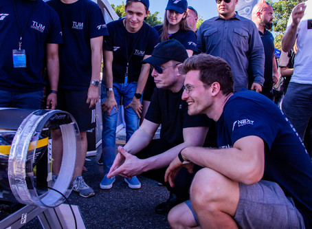How A Success Story about the Hyperloop Changed Everything