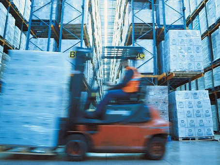 The Forklift, Model-Based Design And Rapid Control Prototyping