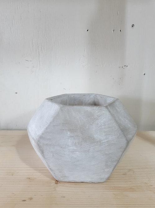 "4"" Hexagon cement"