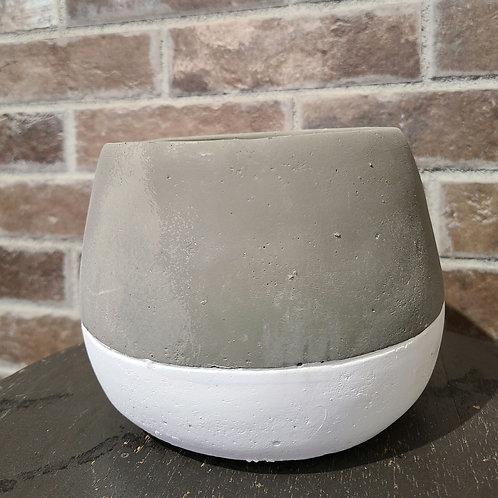 "4.5"" cement planter"
