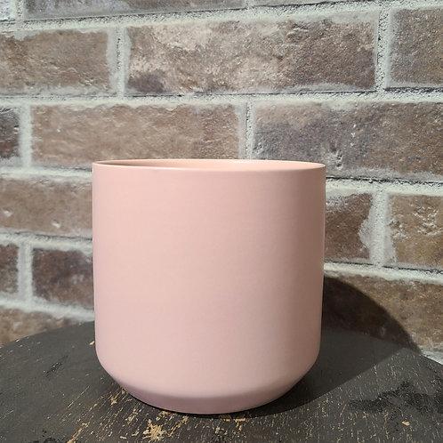 """4"""" pink blush planter"""