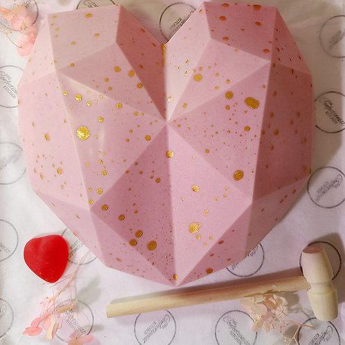 Breakable Pink Chocolate
