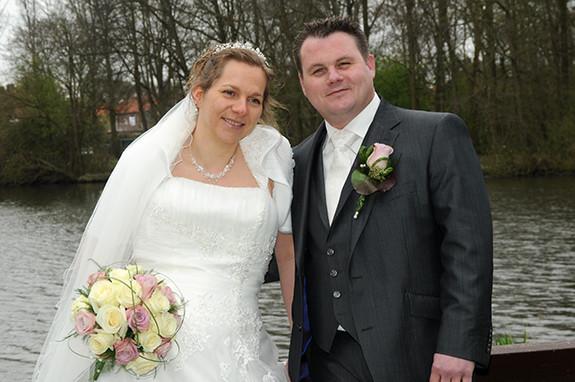 Trouwreportage Sander & Maria