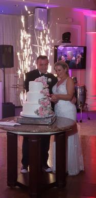 Eileen and Matt Karasiewicz were married on October 20, 2019.