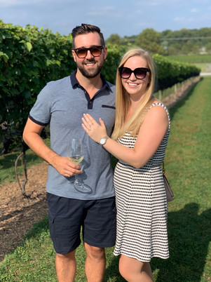 Hailee Michel and Michael Sloan got engaged!