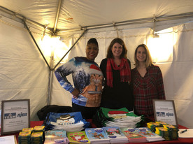 TEAM Pride at the Christmas Festival on the Green. December 7th & 14th, 2019