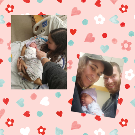 Carolyn McLain is proud to introduce her new grandson, Guy Merwin!  6 lbs 13 ounces, born on Sunday, November 15th. Both of Guy's parents are MHS graduates (Rebecca McLain (2013) and John Merwin (2012))! Congratulations, grandma!