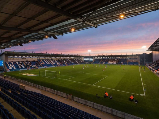 COLCHESTER GAME MOVED