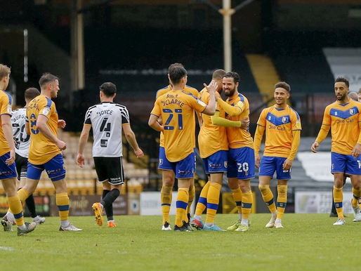 The Stephen show ends the season with a bang! Port Vale 0-3 Mansfield