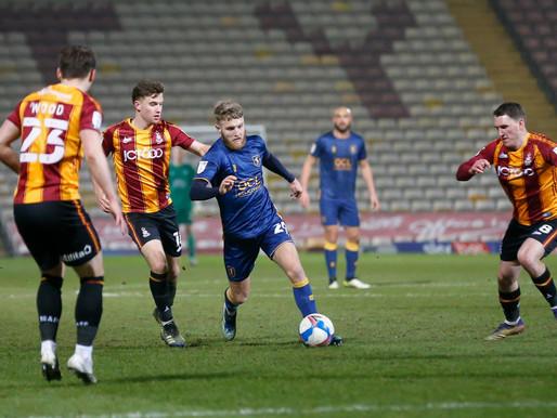 Match Report - Bradford City 1-0 Mansfield