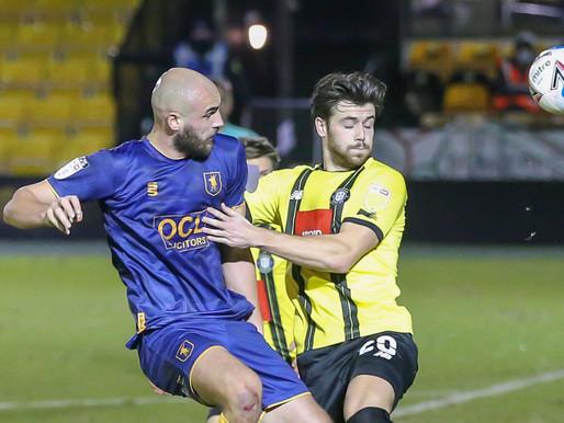 Effortless… Harrogate 1-0 Mansfield