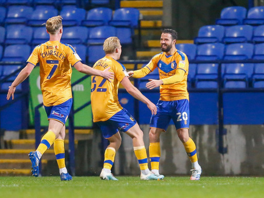 Match Preview - Mansfield vs Bolton Wanderers… Third Times The Charm