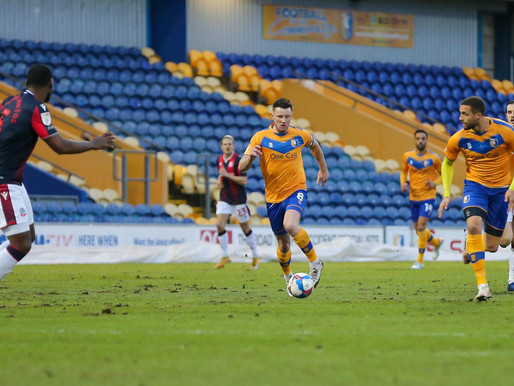 Meltdown at the Mill. Stags 2-3 Bolton Wanderers