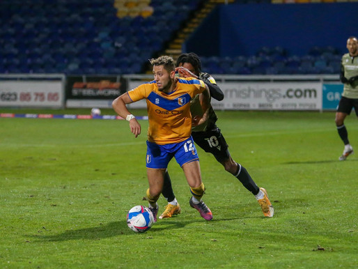 Match Preview – Colchester United vs Mansfield