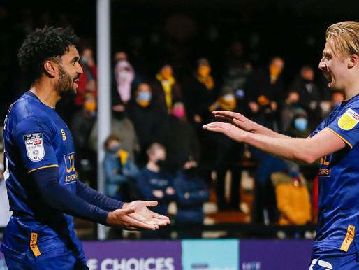 Match Preview – Mansfield vs Cambridge United