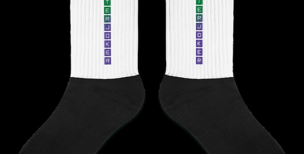 MisterJoker Logo Socks