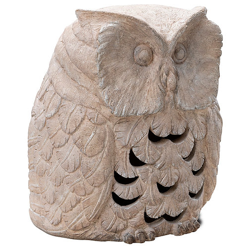 Forest Owlet Indoor Decor Pinatubo Volcanic Ash Southeast Metro Arts Inc.