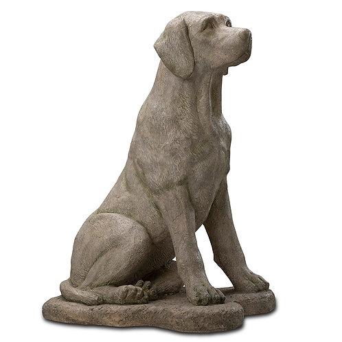 Hunting Dog Outdoor Garden Decor Pinatubo Volcanic Ash Southeast Metro Arts Inc.