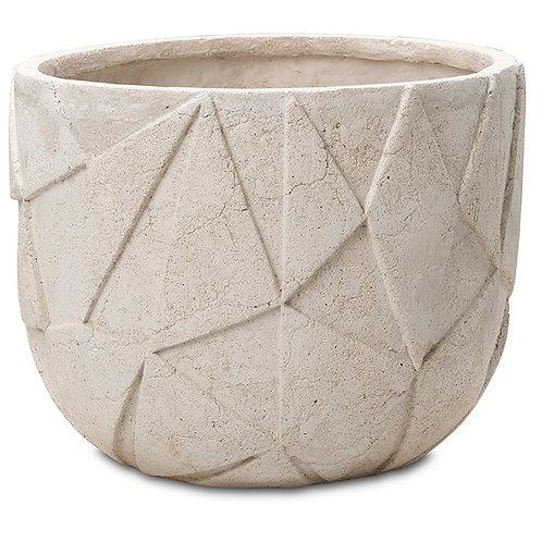 Geometric Bowl Indoor Decor Pinatubo Volcanic Ash Southeast Metro Arts Inc.
