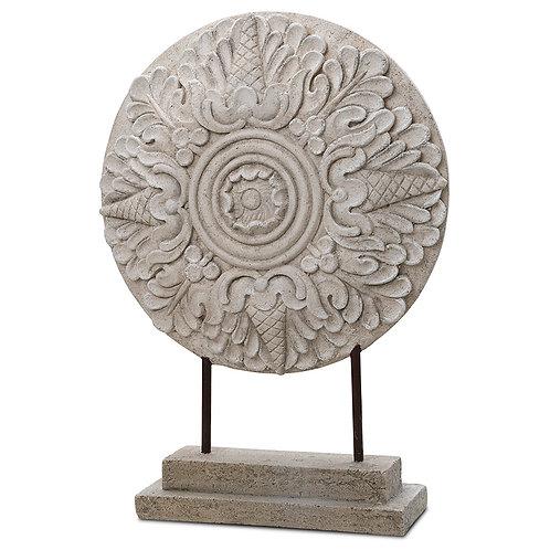 Ornamental Cone Rosetta Disc Pinatubo Volcanic Ash Southeast Metro Arts Inc.