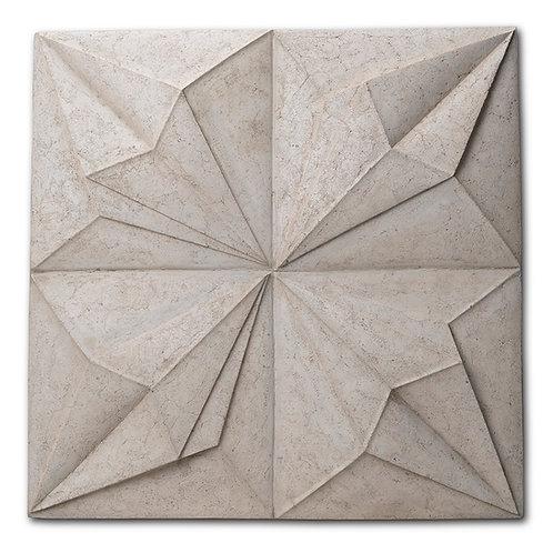Origami Wall Art Pinatubo Volcanic Ash Southeast Metro Arts Inc.