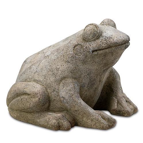 African Bull Frog Outdoor Garden Decor Pinatubo Volcanic Ash Southeast Metro Arts Inc.