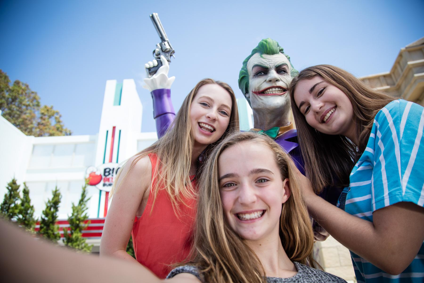 joker and teens