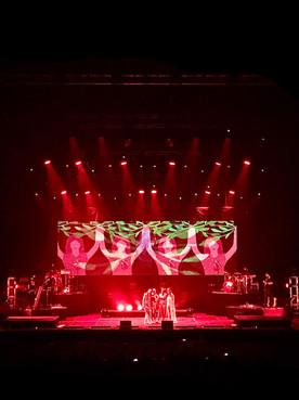 PIBAS el show Antel Arena