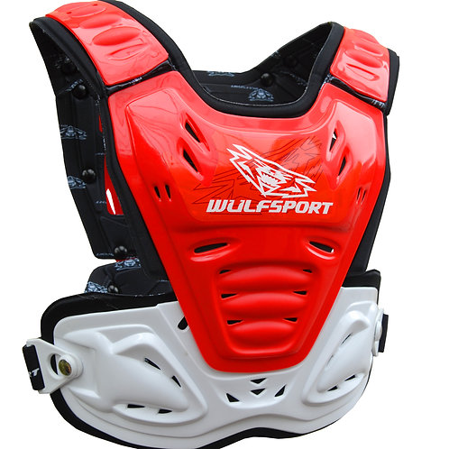 Wulfsport Pro Series Adult Body Armour