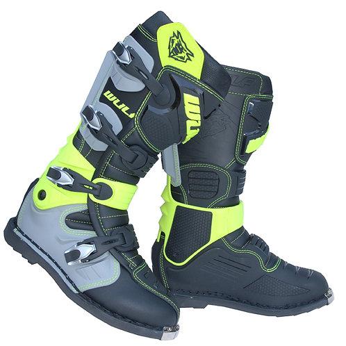 Wulfsport Adult JM Racer Boots