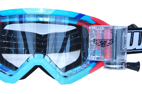 Wulfsport WV Racer Pack Goggles