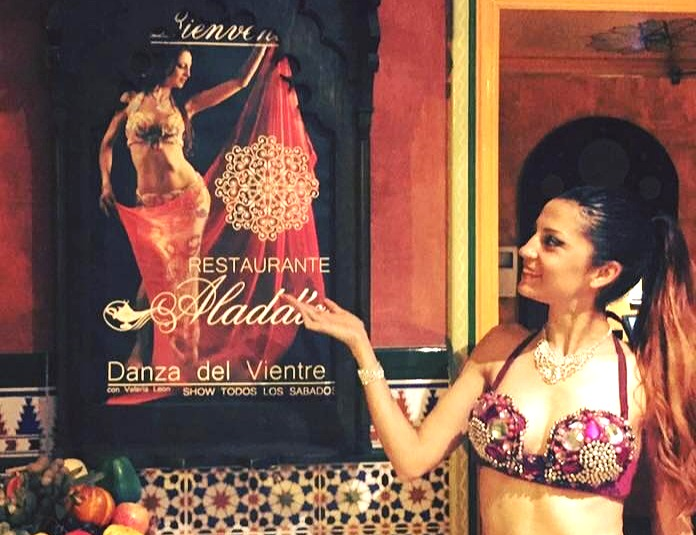 VALERIA LEON Aladdin